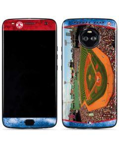 Fenway Park - Boston Red Sox Moto X4 Skin