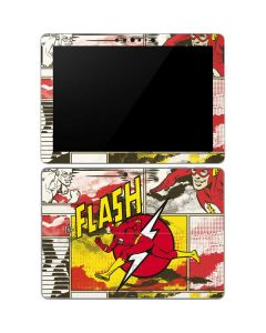 Flash Block Pattern Surface Go Skin
