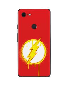Flash Emblem Drip Google Pixel 3 XL Skin