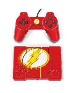 Flash Emblem Drip PlayStation Classic Bundle Skin