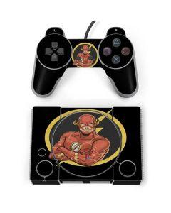 Flash Folded Arms PlayStation Classic Bundle Skin