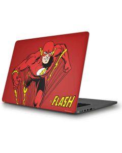 Flash Portrait Apple MacBook Pro Skin