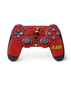 Flash Portrait PS4 Controller Skin