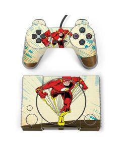 Flash Sprint PlayStation Classic Bundle Skin