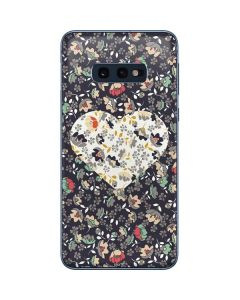 Floral Heart Galaxy S10e Skin