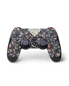Floral Heart PS4 Pro/Slim Controller Skin