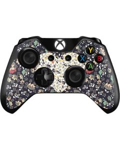 Floral Heart Xbox One Controller Skin