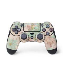 Floral Shadows PS4 Pro/Slim Controller Skin