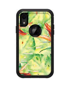 Floral Tropics Otterbox Defender iPhone Skin