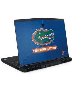 Florida Gators Dell Alienware Skin