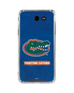 Florida Gators Galaxy J7 (2017) Clear Case