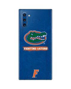 Florida Gators Galaxy Note 10 Skin