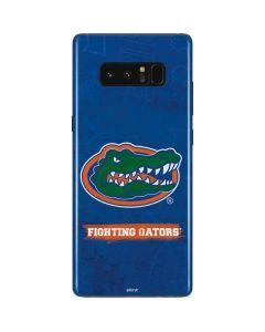 Florida Gators Galaxy Note 8 Skin