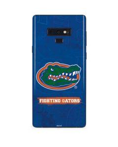 Florida Gators Galaxy Note 9 Skin