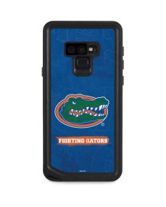 Florida Gators Galaxy Note 9 Waterproof Case
