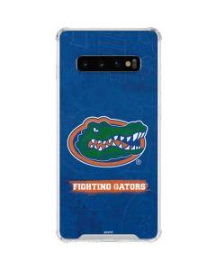 Florida Gators Galaxy S10 Clear Case