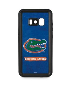 Florida Gators Galaxy S8 Plus Waterproof Case