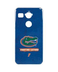 Florida Gators Google Nexus 5X Clear Case