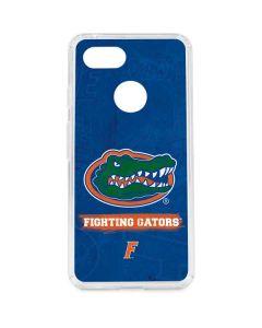 Florida Gators Google Pixel 3 Clear Case