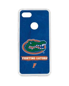 Florida Gators Google Pixel 3 XL Clear Case