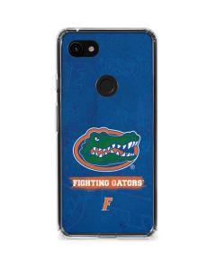 Florida Gators Google Pixel 3a Clear Case