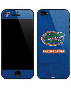 Florida Gators iPhone 5/5s/SE Skin