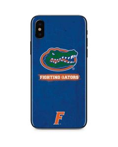 Florida Gators iPhone X Skin