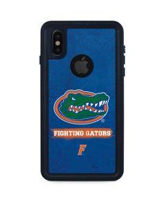 Florida Gators iPhone XS Waterproof Case