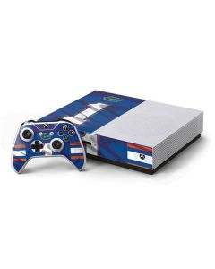 Florida Gators Jersey Xbox One S Console and Controller Bundle Skin
