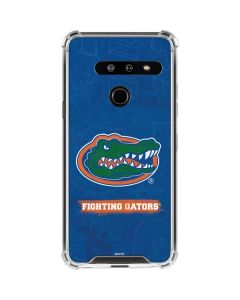Florida Gators LG G8 ThinQ Clear Case