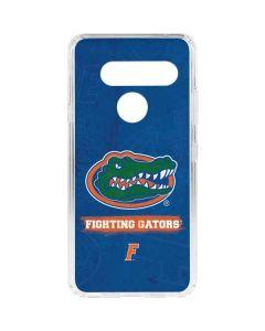Florida Gators LG V40 ThinQ Clear Case