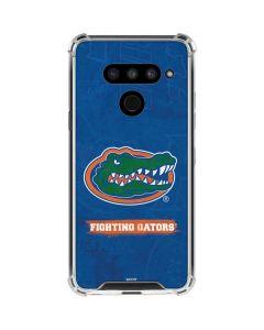 Florida Gators LG V50 ThinQ Clear Case