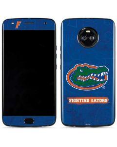 Florida Gators Moto X4 Skin