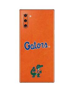 Florida Gators Orange Galaxy Note 10 Skin