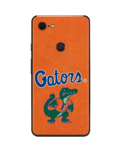 Florida Gators Orange Google Pixel 3 XL Skin