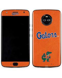 Florida Gators Orange Moto X4 Skin