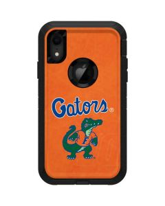 Florida Gators Orange Otterbox Defender iPhone Skin
