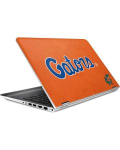 Florida Gators Orange HP Pavilion Skin