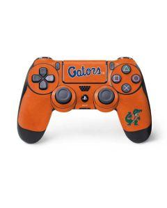 Florida Gators Orange PS4 Controller Skin