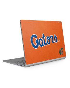 Florida Gators Orange Surface Book 2 13.5in Skin