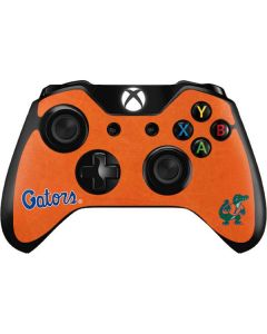 Florida Gators Orange Xbox One Controller Skin