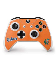 Florida Gators Orange Xbox One S Controller Skin
