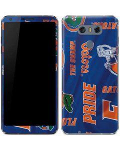 Florida Gators Pattern LG G6 Skin
