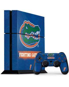 Florida Gators PS4 Console and Controller Bundle Skin