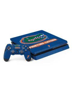 Florida Gators PS4 Slim Bundle Skin