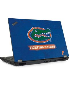 Florida Gators Lenovo ThinkPad Skin