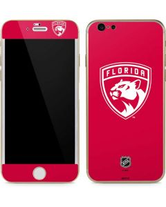 Florida Panthers Color Pop iPhone 6/6s Skin