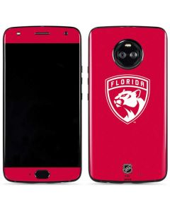 Florida Panthers Color Pop Moto X4 Skin