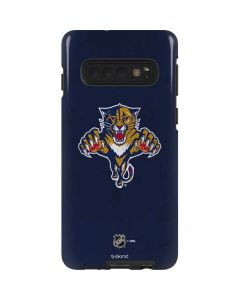 Florida Panthers Distressed Galaxy S10 Pro Case