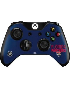 Florida Panthers Lineup Xbox One Controller Skin